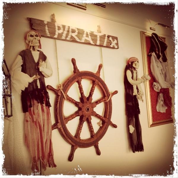 muro pirati