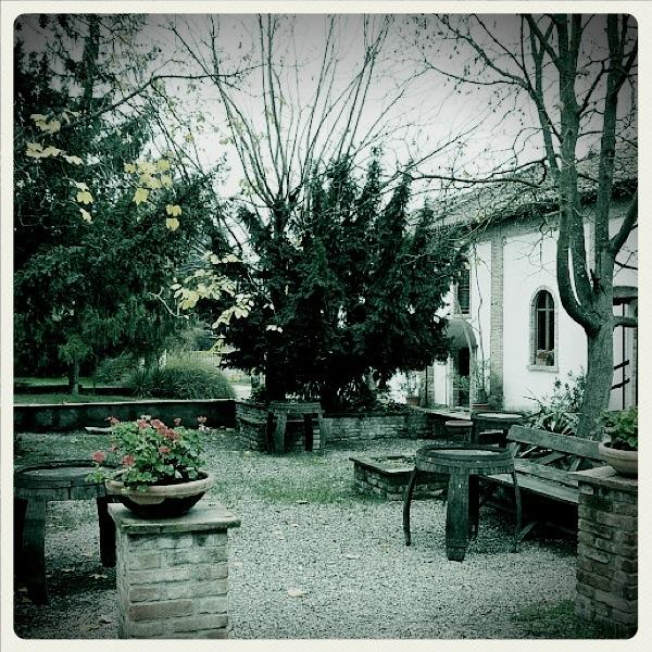 """Agriturismo """"La Torrazzetta dove ho fatto la mia """"esperienza"""" nel 2000"""