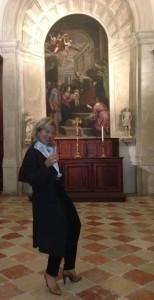 Bellini in Sacrestia