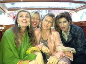 Eli, io, Serena e Matilde