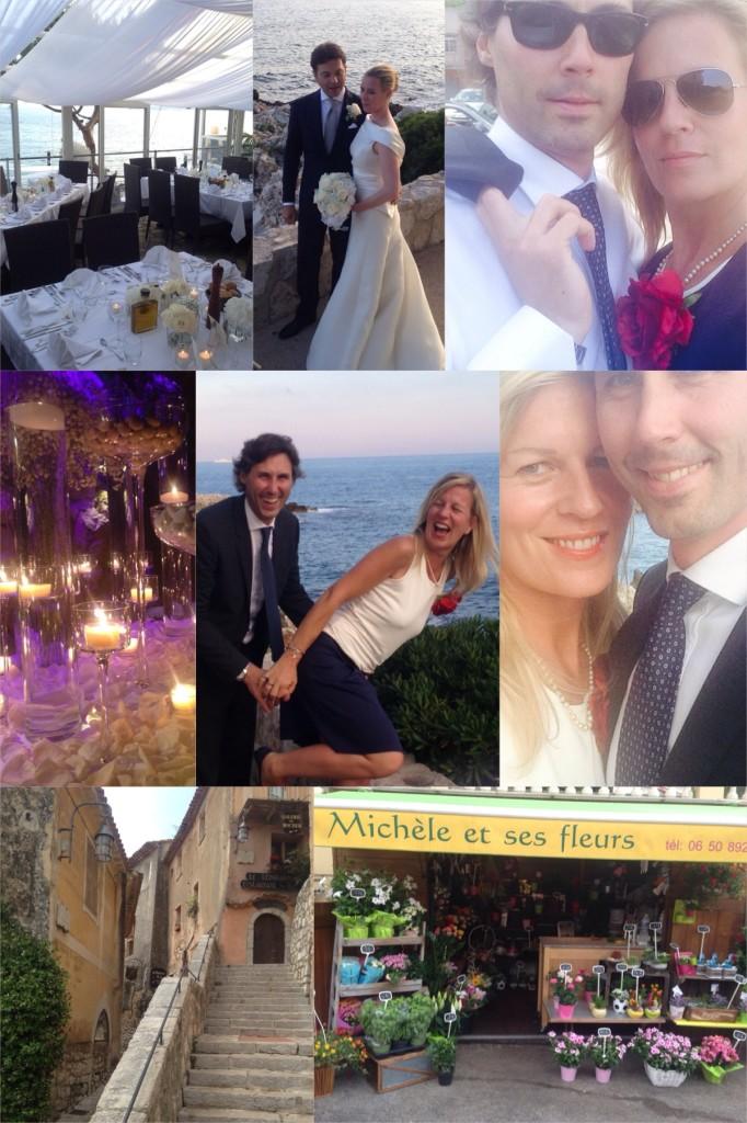 Il nostro fine settimana senza di lui, al matrimonio di Franco e Georgina