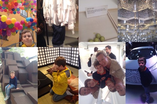 Fuori salone 2015 , Zona Tortona